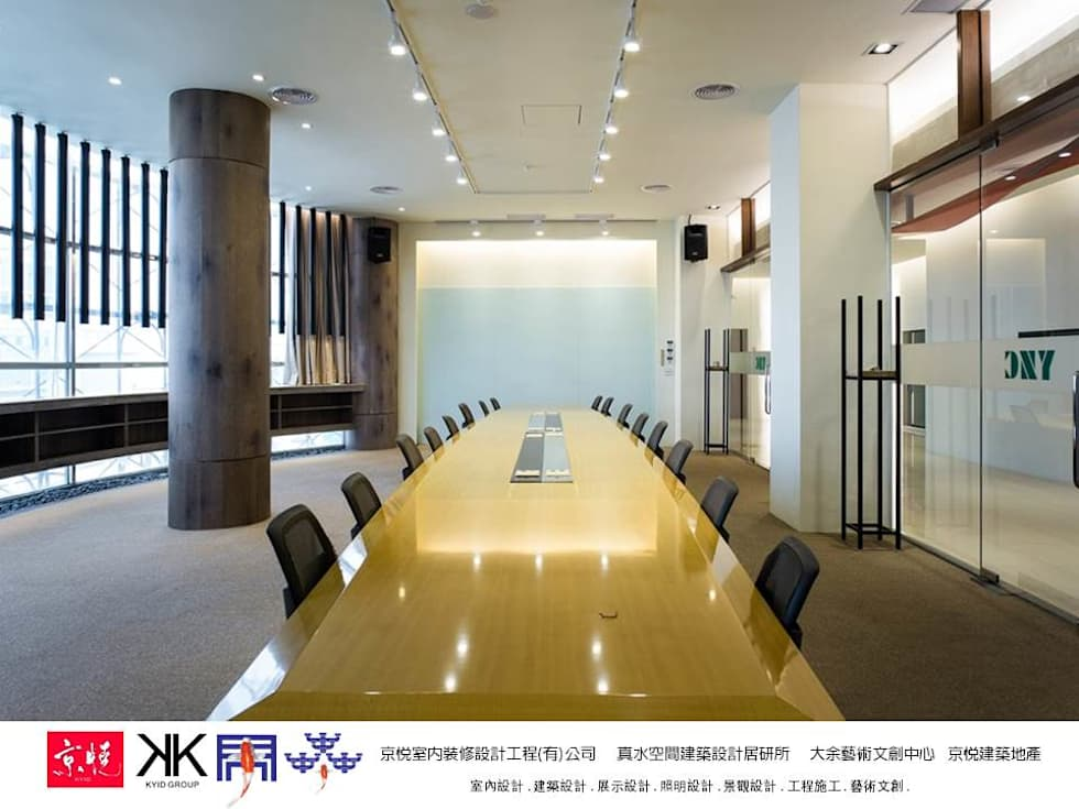 京悅設計 - 立督科技集團總部 再造  Reengineering:  購物中心 by 京悅室內裝修設計工程(有)公司|真水空間建築設計居研所
