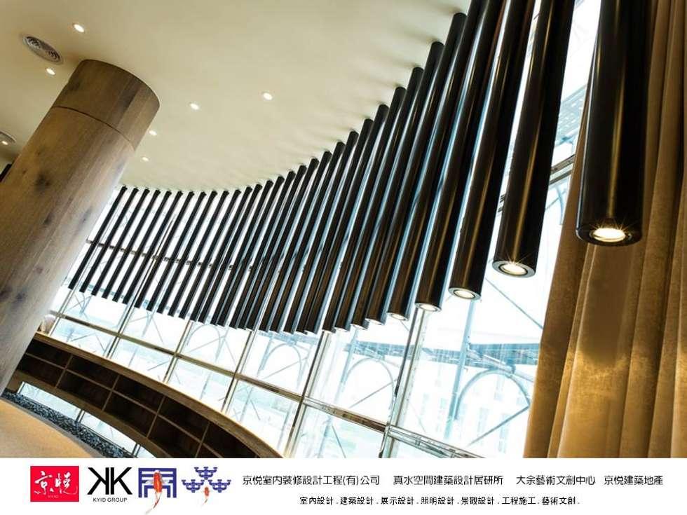 京悅設計 - 立督科技集團總部 再造  Reengineering:  博物館 by 京悅室內裝修設計工程(有)公司|真水空間建築設計居研所