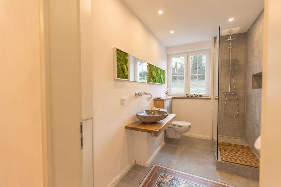 Jetzt Gäste Badezimmer: Klassische Badezimmer Von FH Architektur