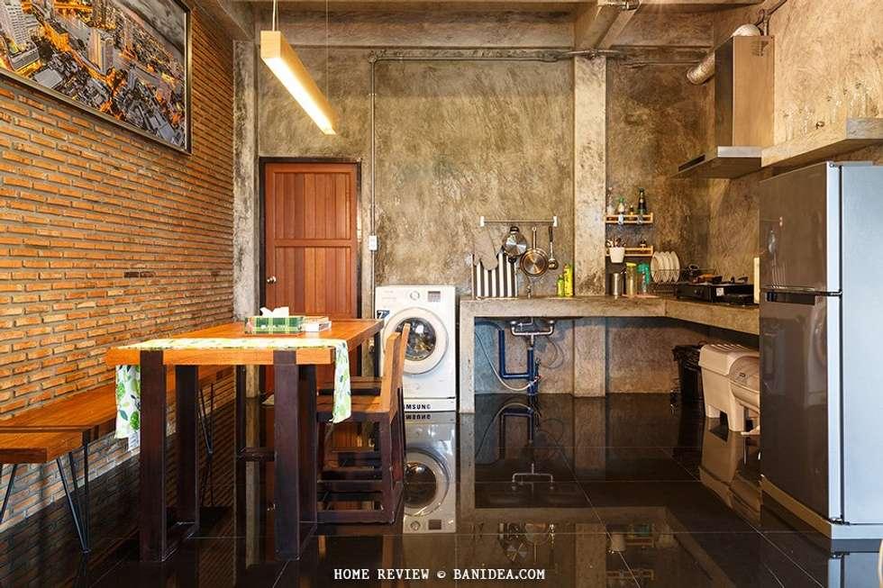 ห้องครัว by homify