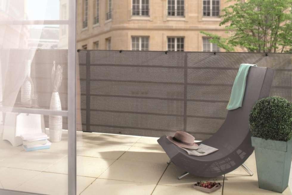 Brise-vue MANHATTAN de la marque Nortene: Terrasse de style  par Archi'Tendances.fr