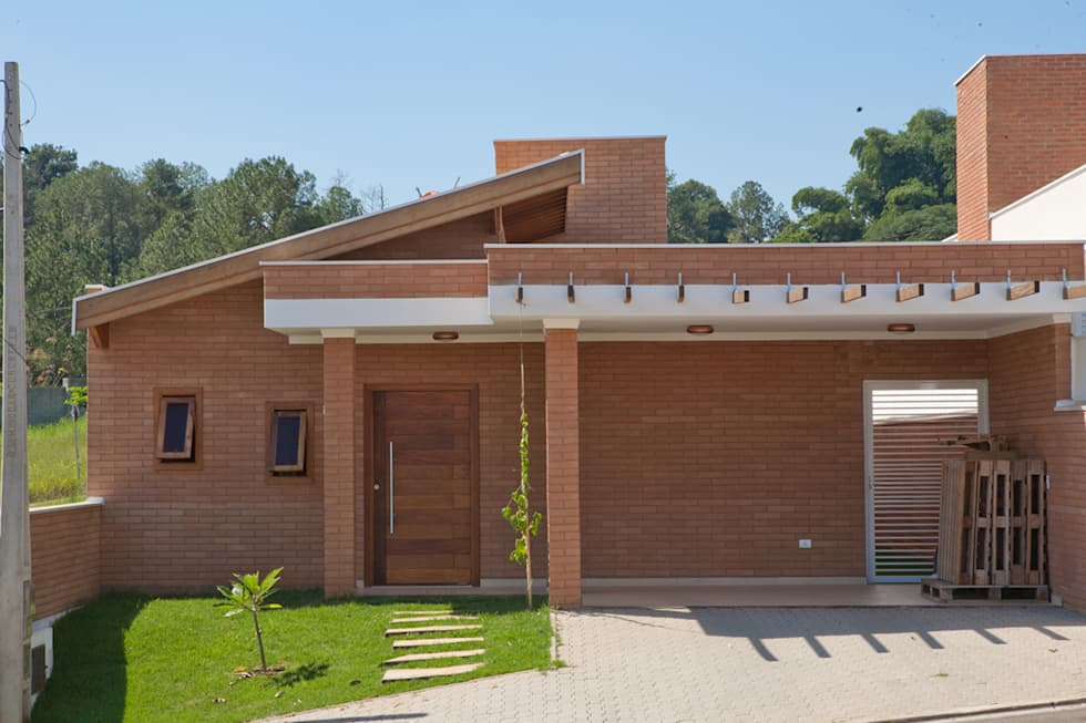 Fotos de decora o design de interiores e reformas homify for Casas rusticas de ladrillo