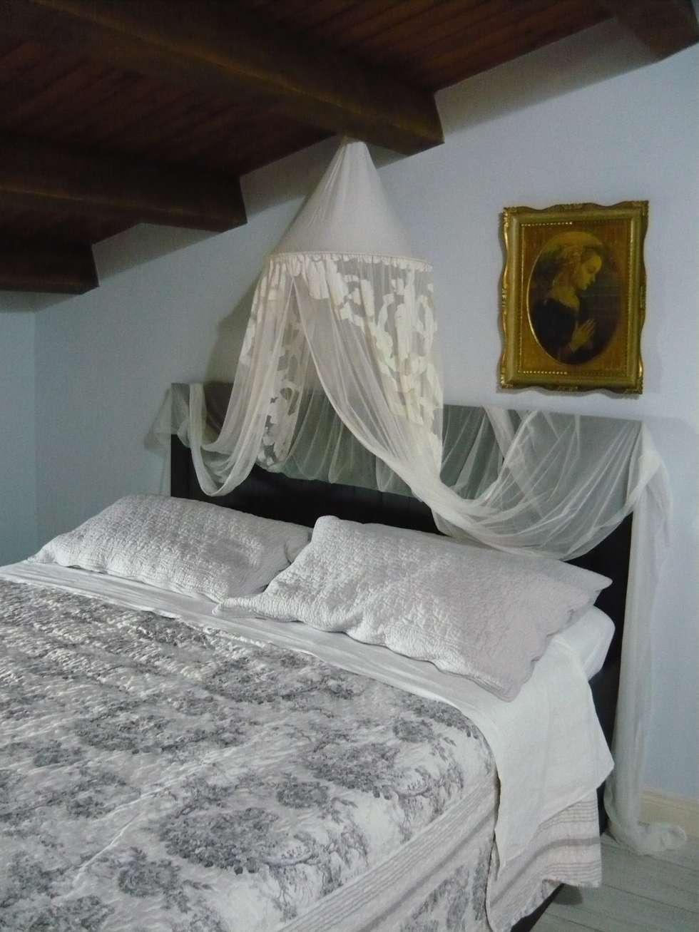 Klassische schlafzimmer von francesca maria surace | homify