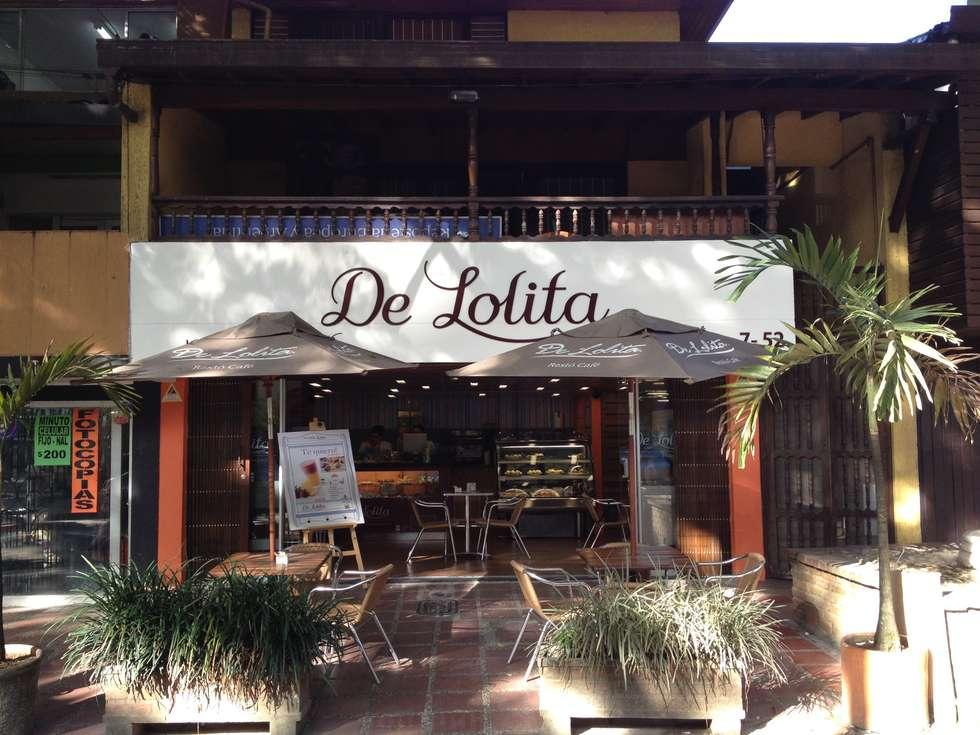 De Lolita _ Divina Eucaristia: Locales gastronómicos de estilo  por tresarquitectos