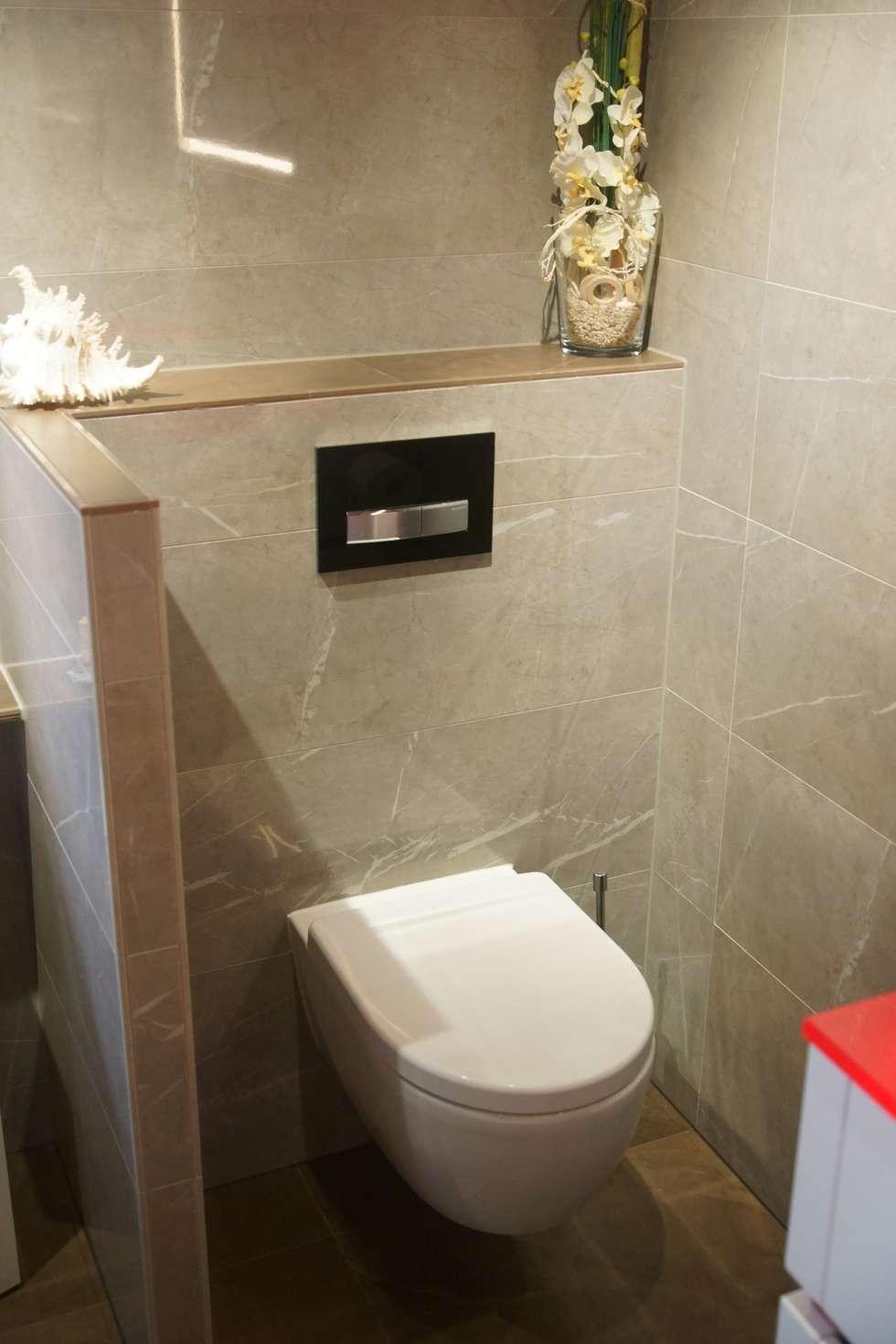 Kundenbad in holz: ausgefallene badezimmer von boor bäder, fliesen ...