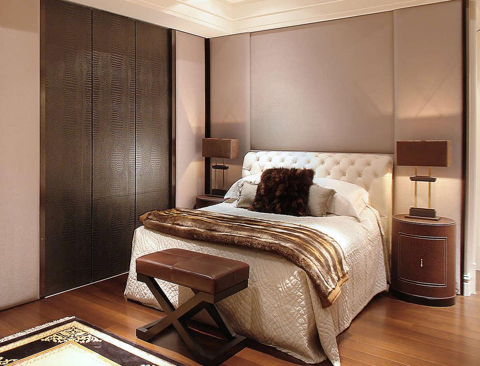 男孩房:  臥室 by 漢品室內設計