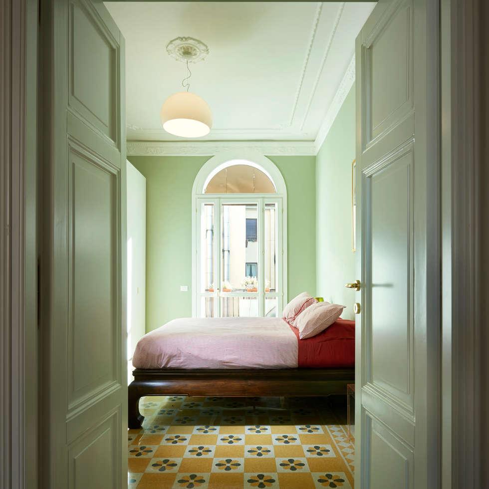 Idee arredamento casa interior design homify - Passione italiana camera da letto ...