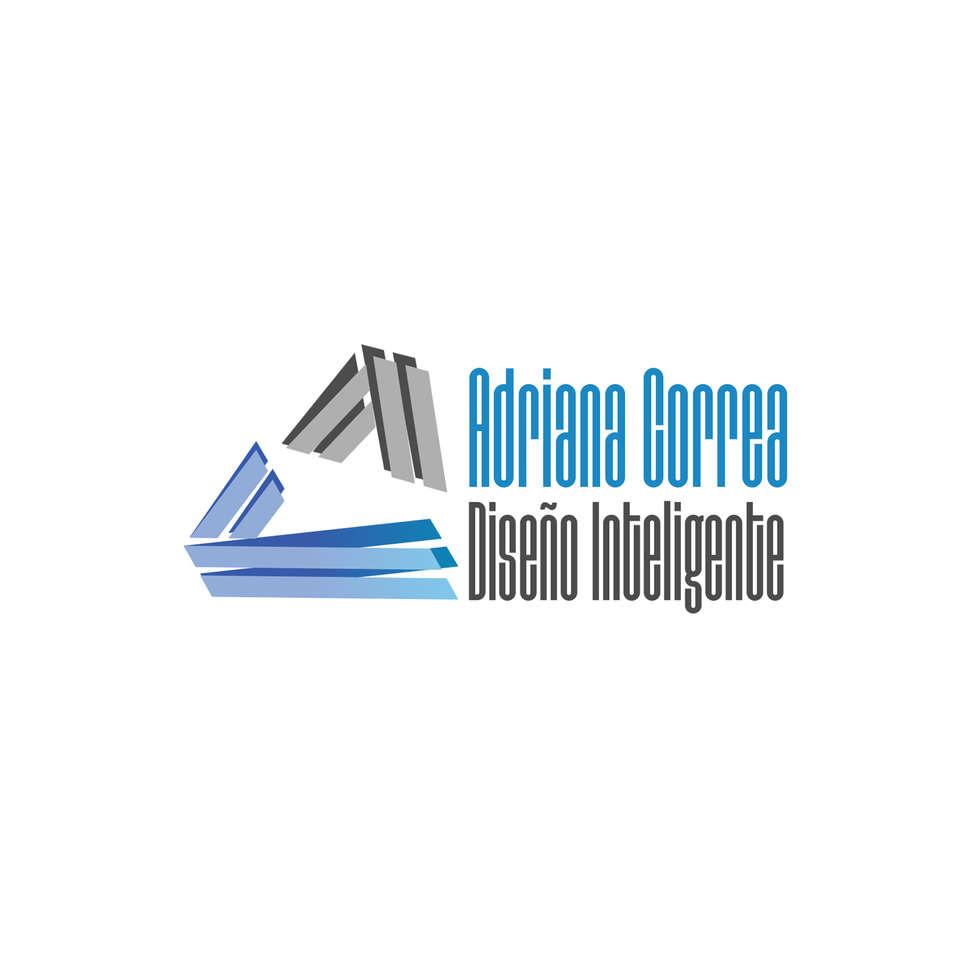 Adriana Correa Diseño Inteligente: Habitaciones de estilo moderno por Adriana Correa Diseño Inteligente