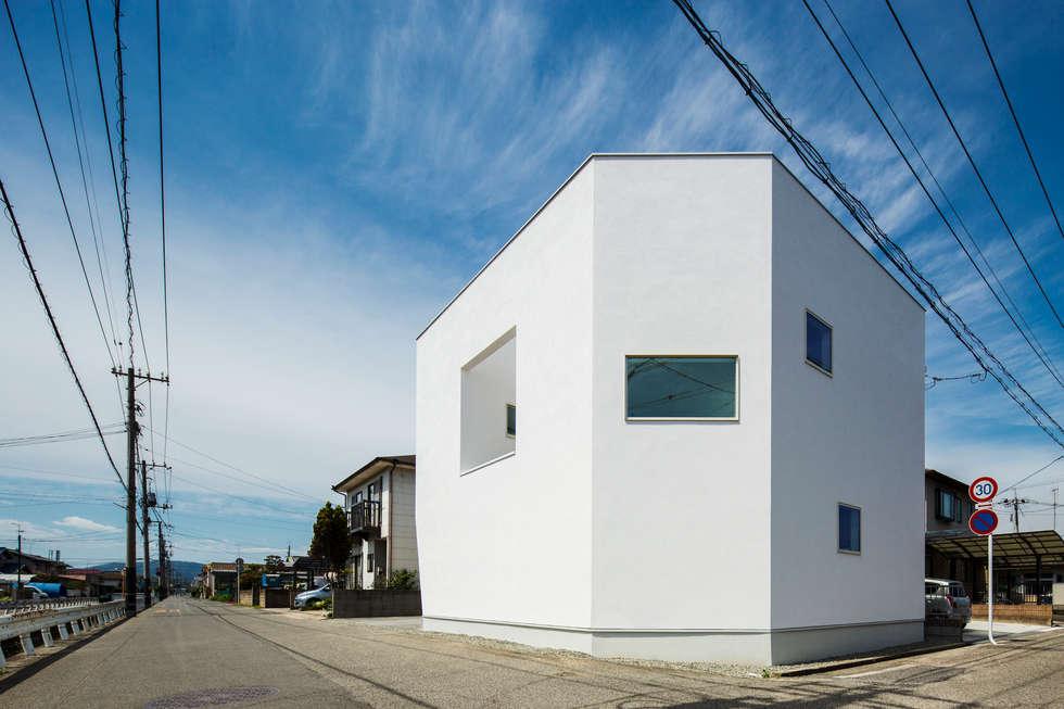modern Houses by 株式会社seki.design
