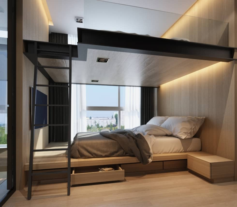 Project Exclusive ออกแบบ ตกแต่งภายใน interior Design Thailand