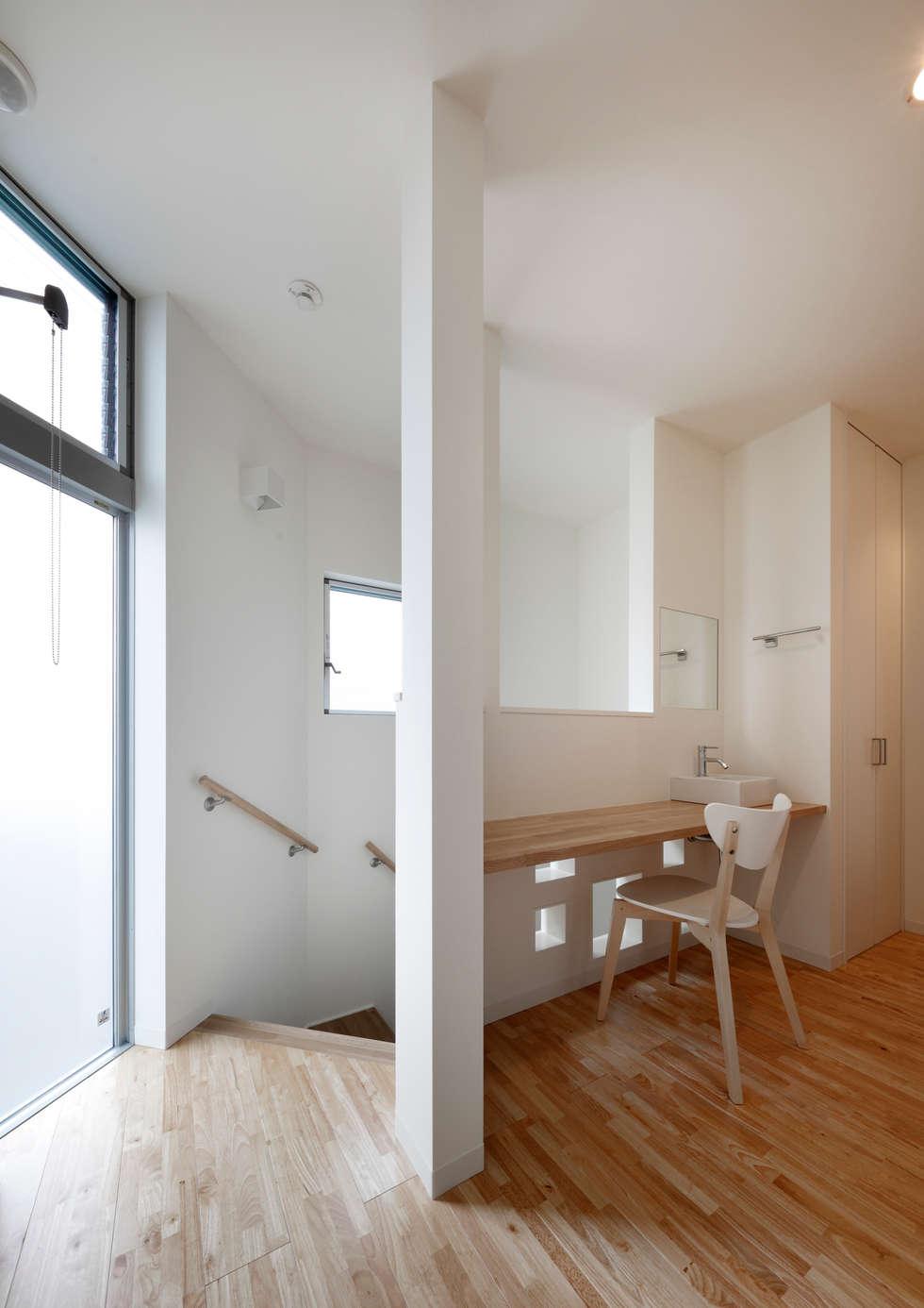 ファミリースペース: atelier mが手掛けた子供部屋です。