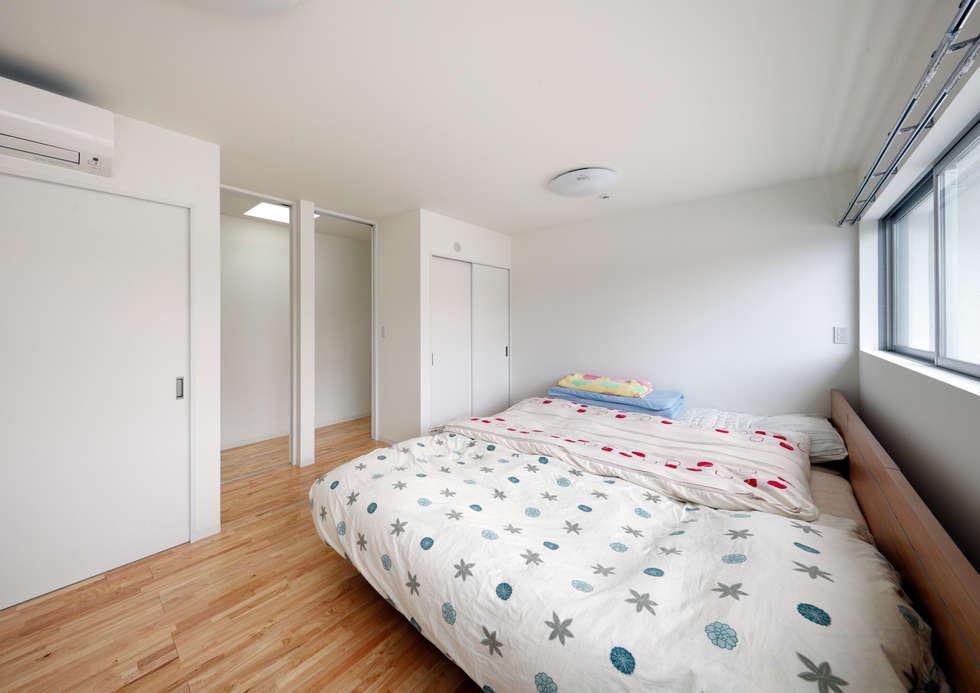 キッズルーム: atelier mが手掛けた子供部屋です。