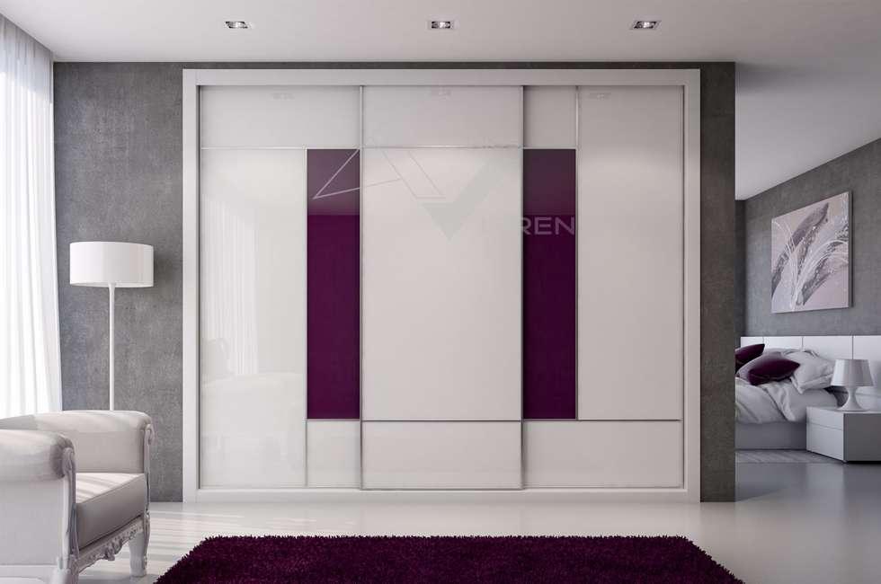 Disear armario empotrado disear armarios empotrados with - Puertas plegables armarios empotrados ...