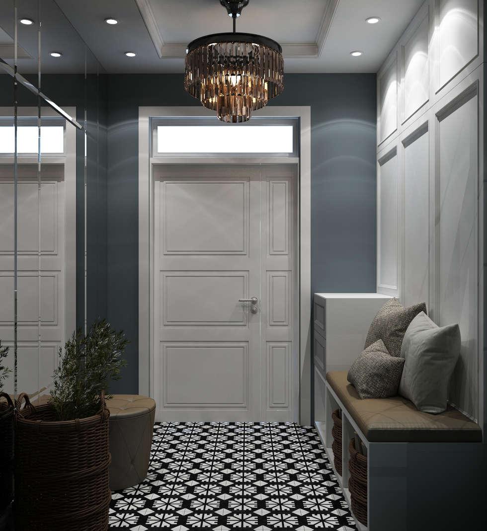 Corridor U0026 Hallway By Interior Designers Pavel And Svetlana Alekseeva