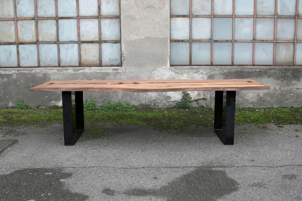 Tavolo Stile Industriale : Tavolo stile industriale tavolo modelli