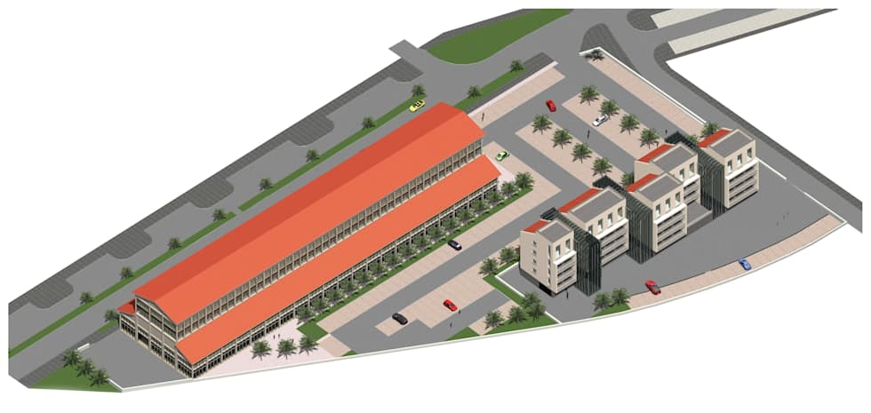 Eurometal: Case in stile in stile Industriale di Studio Associato di architettura MBiM