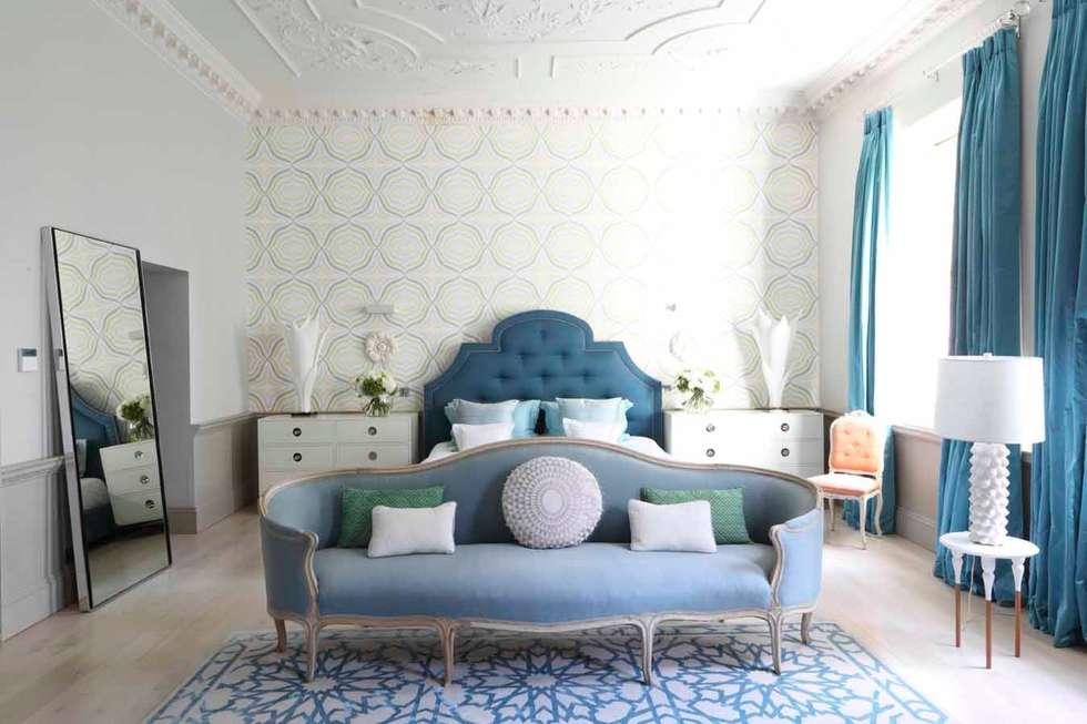 ห้องนอน by niche pr