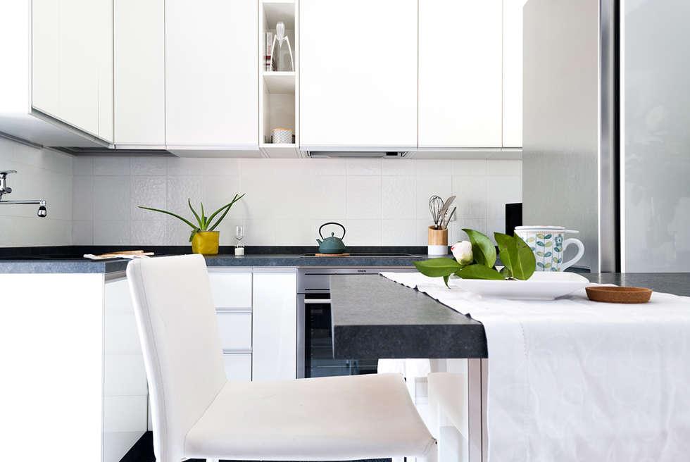 Idee arredamento casa interior design homify - Progetto bagno paderno ...