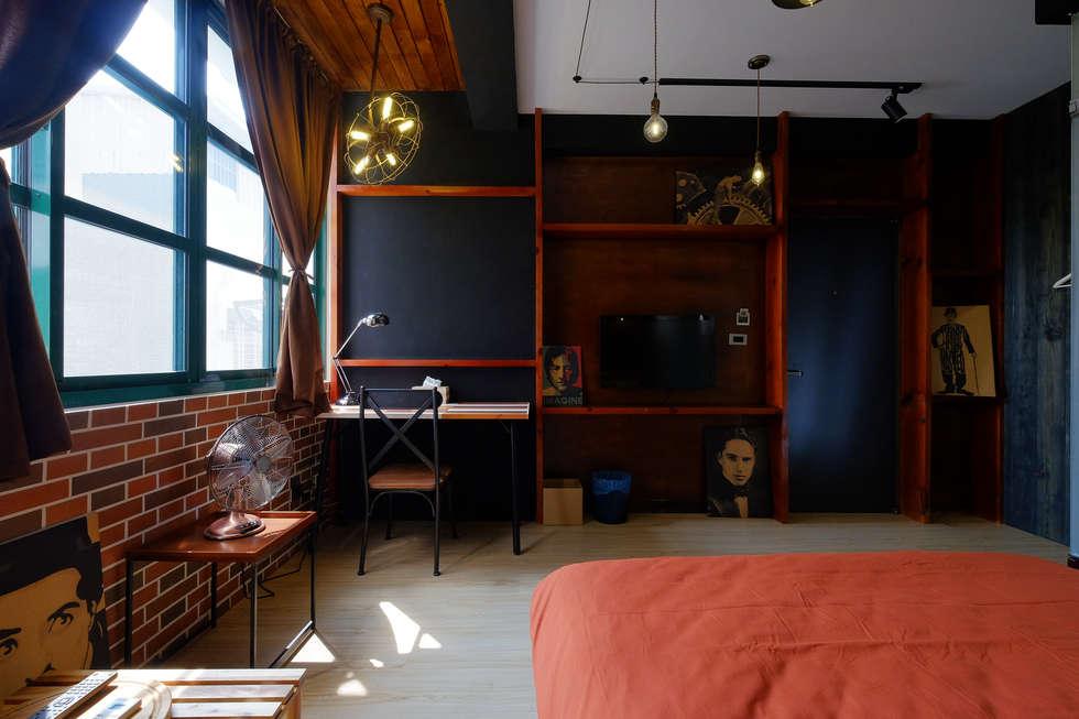 輕工業風格的配置:  飯店 by Lee Design International 空間&室內設計