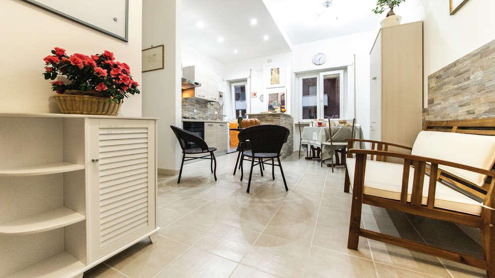 Ristrutturazione appartamento Roma: Case in stile in stile Classico di GM Tecnoedil