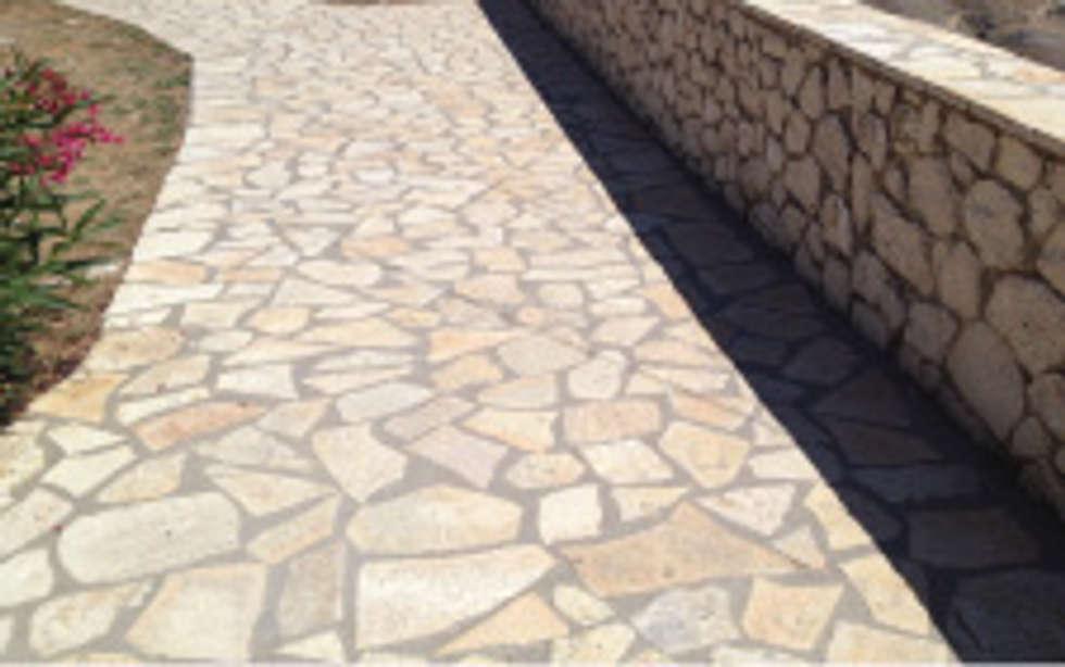 Idee arredamento casa interior design homify - Posa piastrelle su pavimento radiante ...