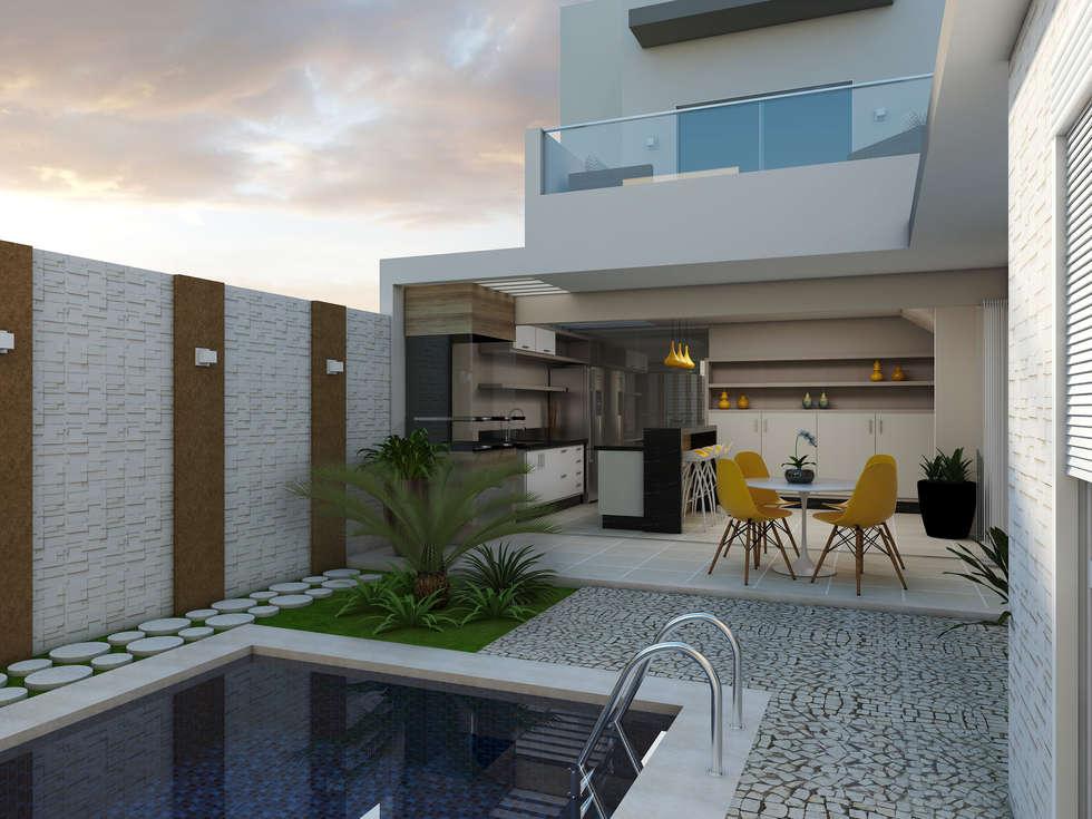 Fotos de decora o design de interiores e reformas homify for Fachadas de casas modernas gratis