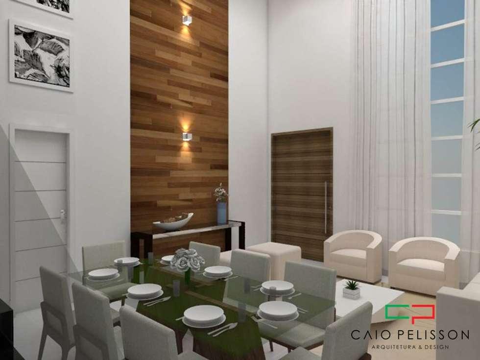 Projeto decoracao design interiores casa sobrado estilo for Design moderno casa