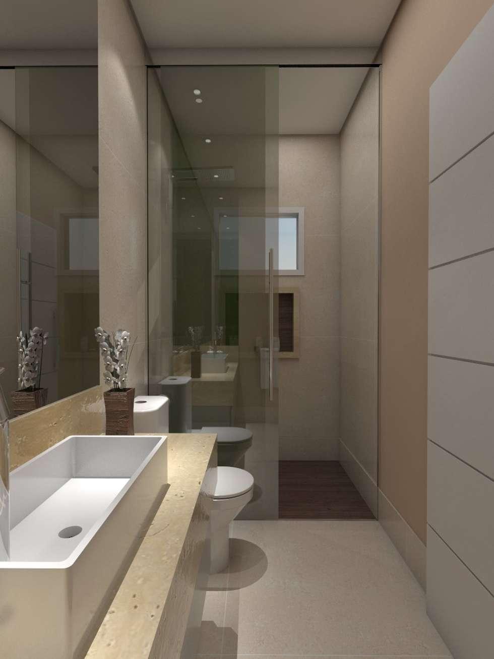 Fotos de decora o design de interiores e remodela es for Casas estilo moderno interiores