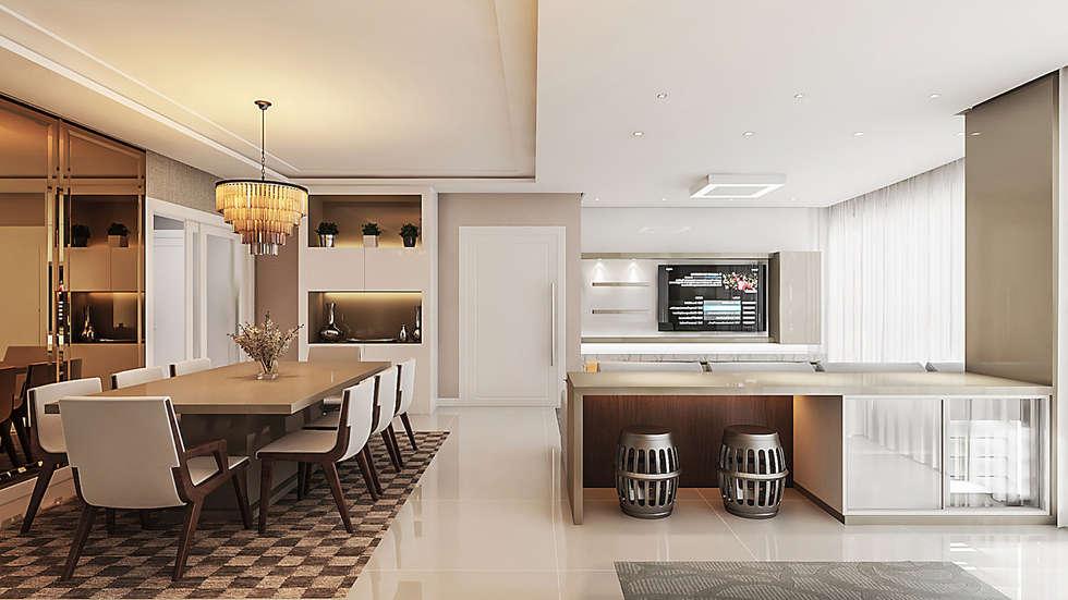 Aparador Quadrado Mdf Cru ~ Fotos de decoraç u00e3o, design de interiores e reformas homify