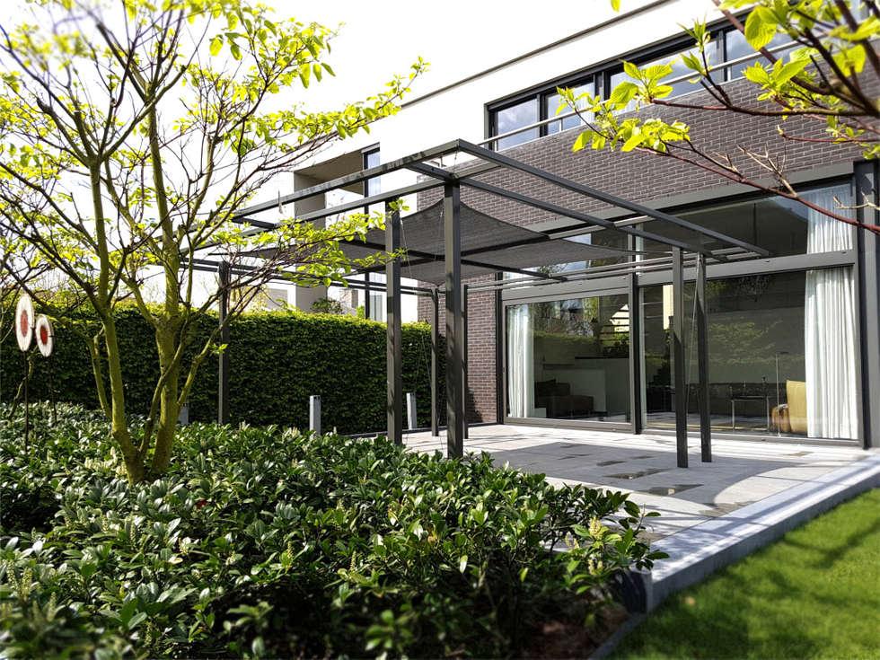 Idee n inspiratie foto 39 s van verbouwingen homify - Balkon veranda ...