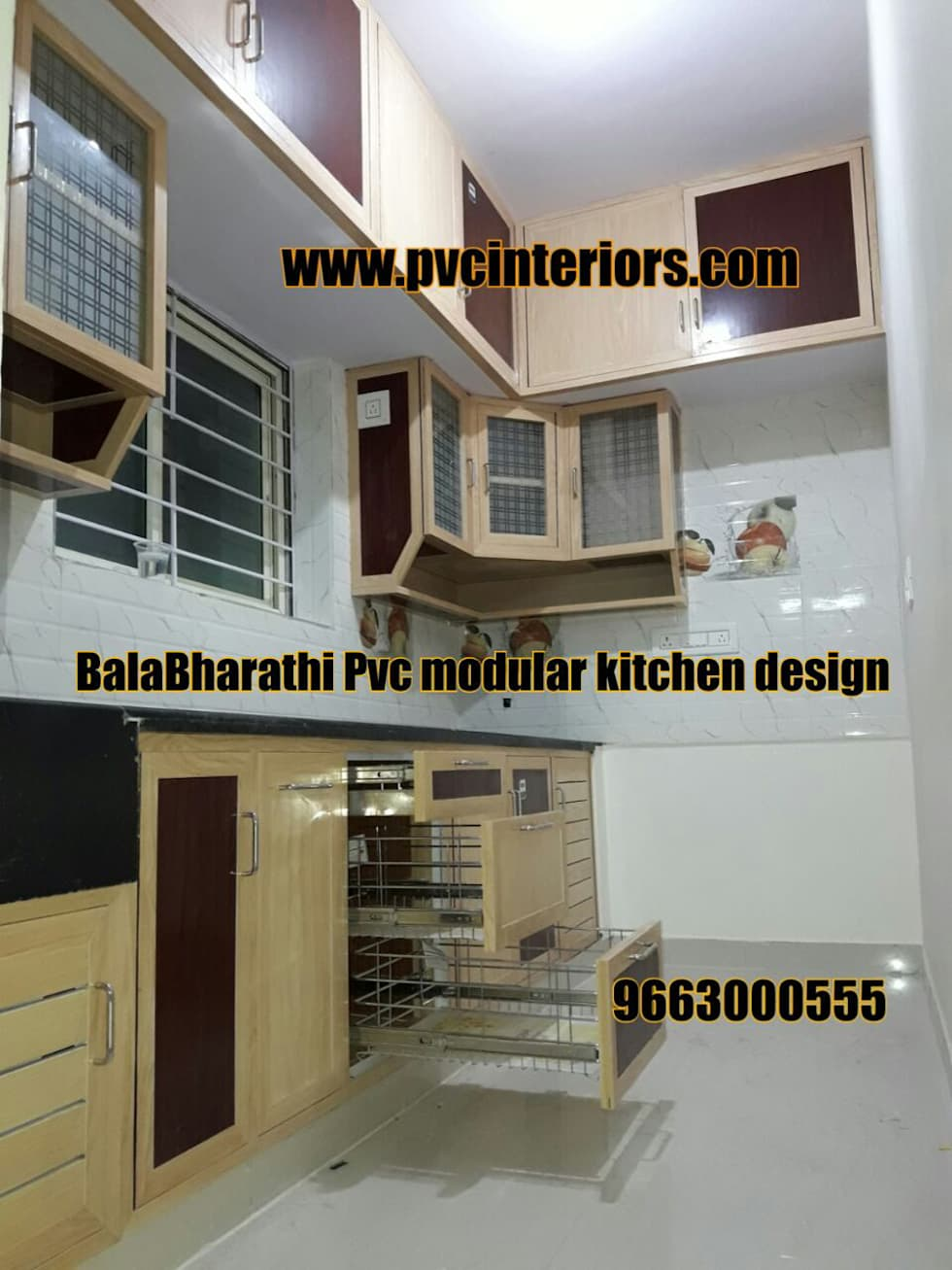Best Pvc Cupboard Design In Bangalore Best Pvc Cupboard In Salem : Modern  Kitchen By Balabharathi