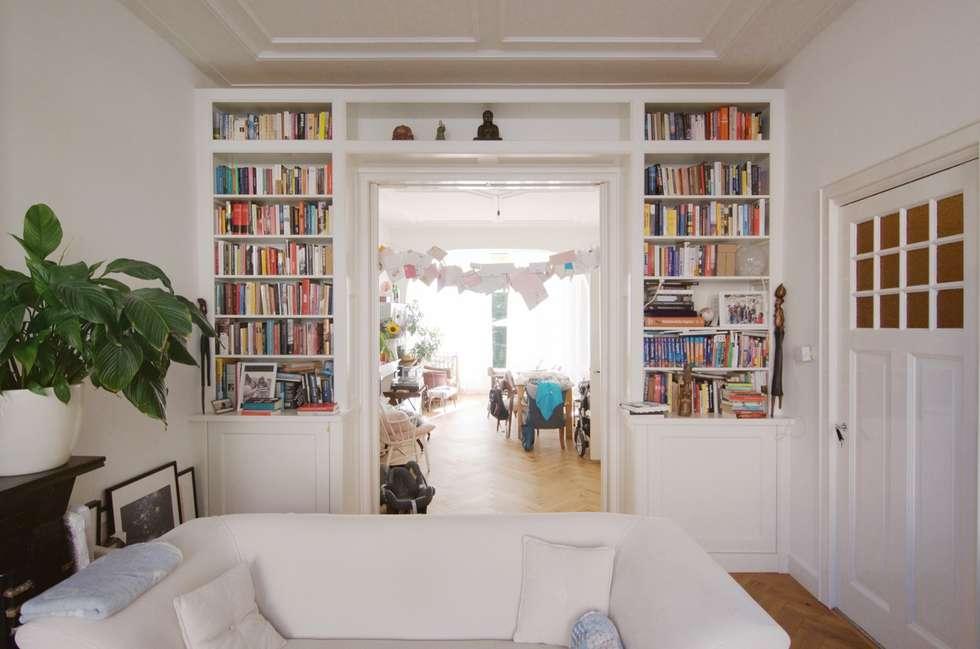 Woonkamer Met Boekenkast : Gallery of boekenkast woonkamer inrichten grote kast woonkamer