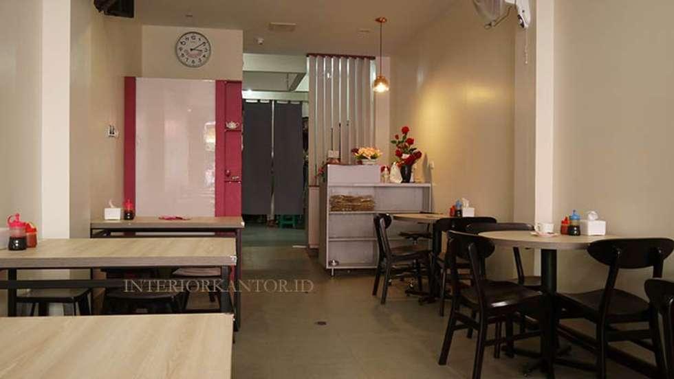 Kopitiam Serang:  Bar & Klub  by INTERIORKANTOR.COM