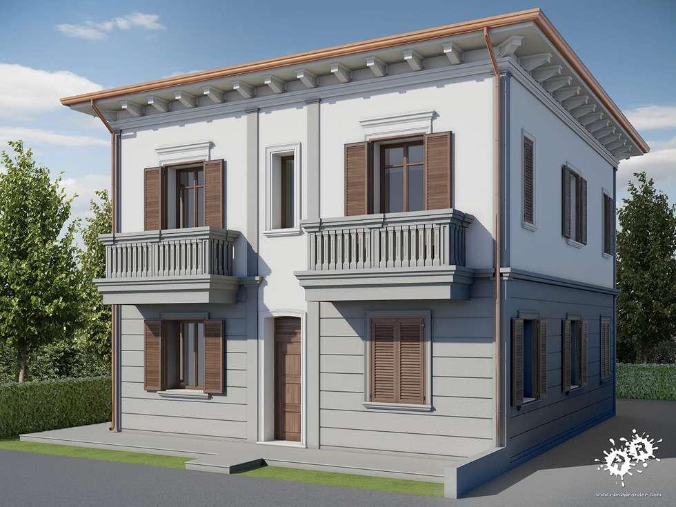 Idee arredamento casa interior design homify - Esterni di case ...