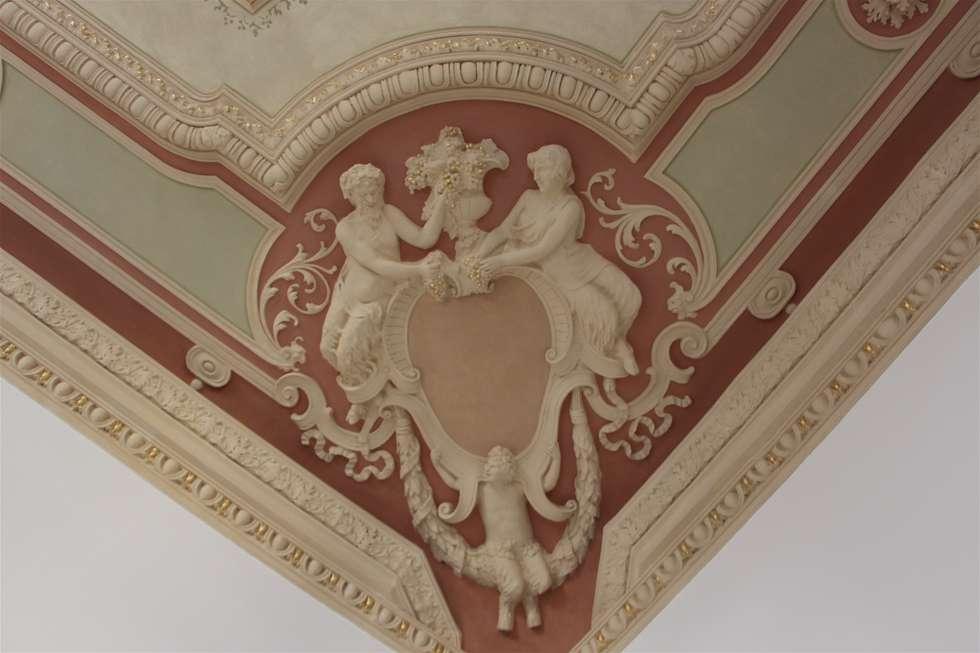 Idee arredamento casa interior design homify - Decorazioni pittoriche ...