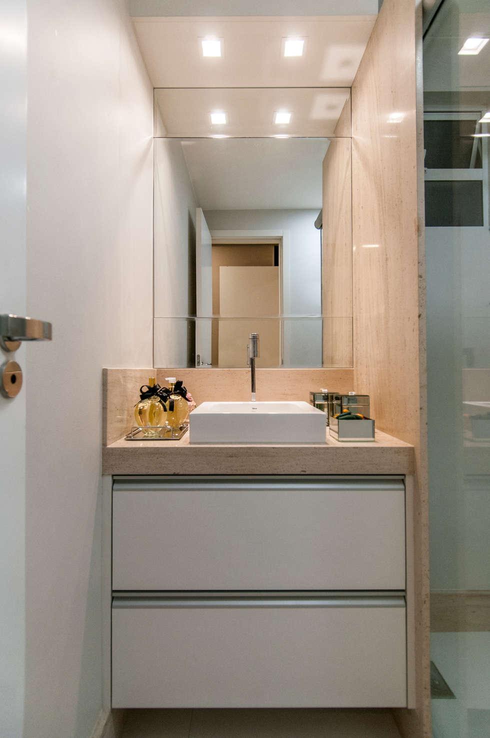 Fotos De Decora O Design De Interiores E Reformas Homify ~ Quarto De Casal Planejado Com Suite