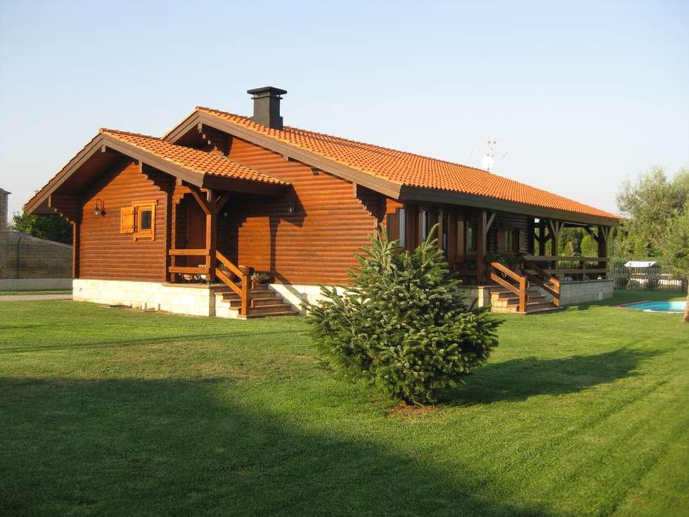 Fotos de decora o design de interiores e remodela es - Casas madera portugal ...