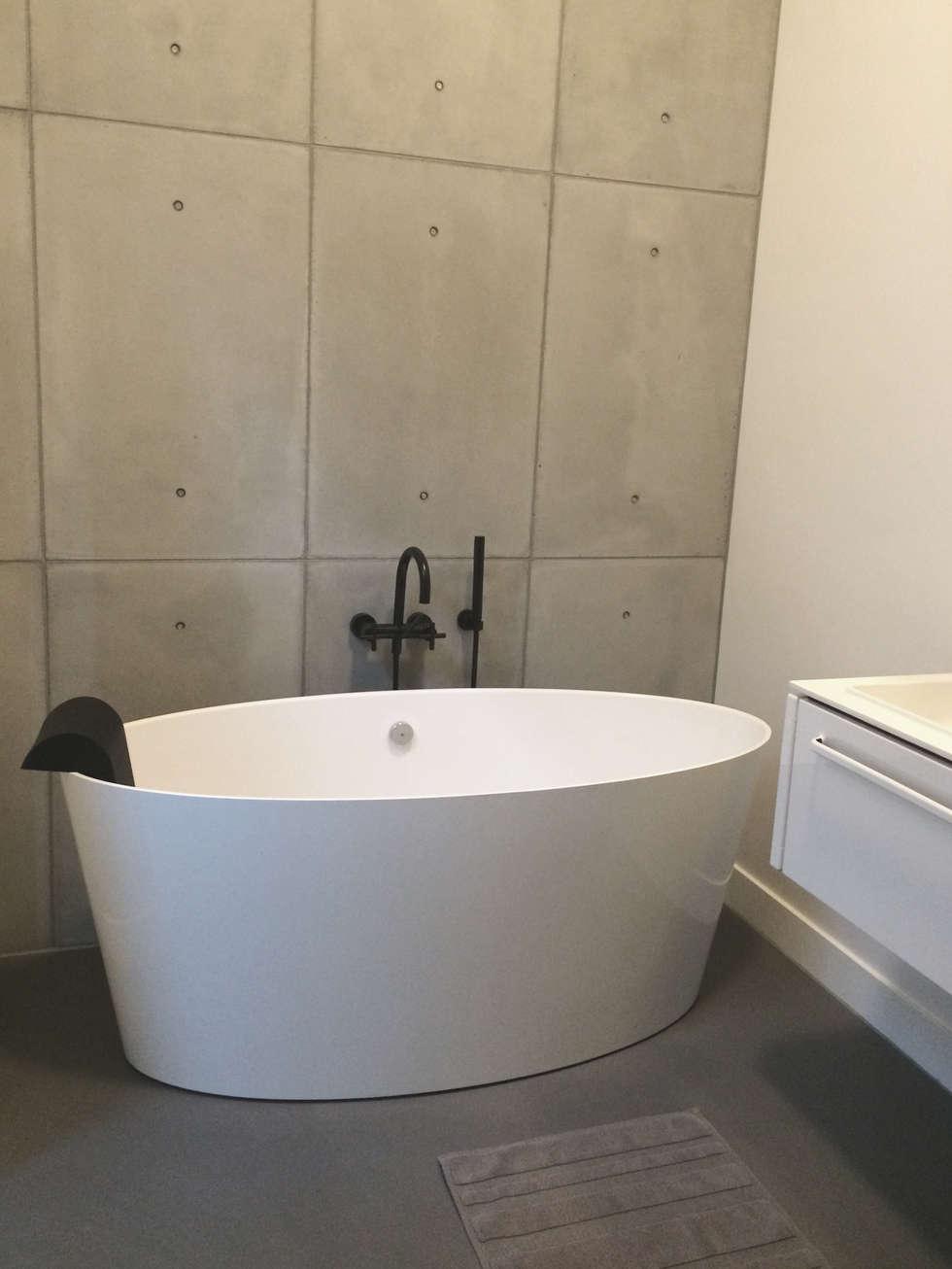 Vt wonen \'verbouwen of verhuizen\' te alkmaar: industriële badkamer ...