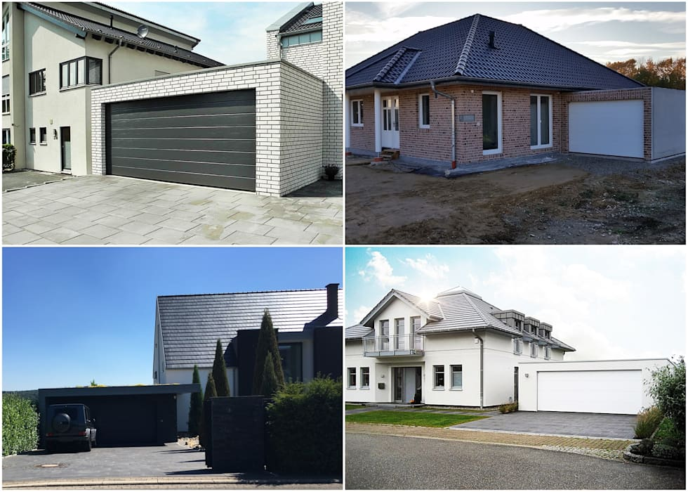Great Individuelle Garagen Aus Betonfertigteilen: Ausgefallene Garage U0026 Schuppen  Von Concept Beton GmbH