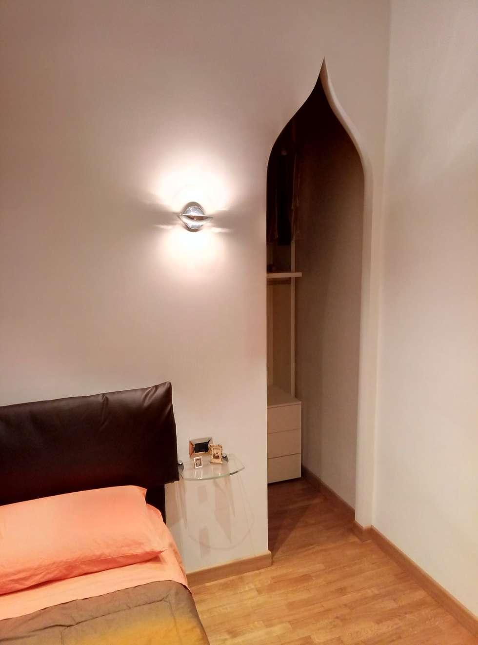 Fotos de decora o design de interiores e remodela es - Camere da letto in cartongesso ...