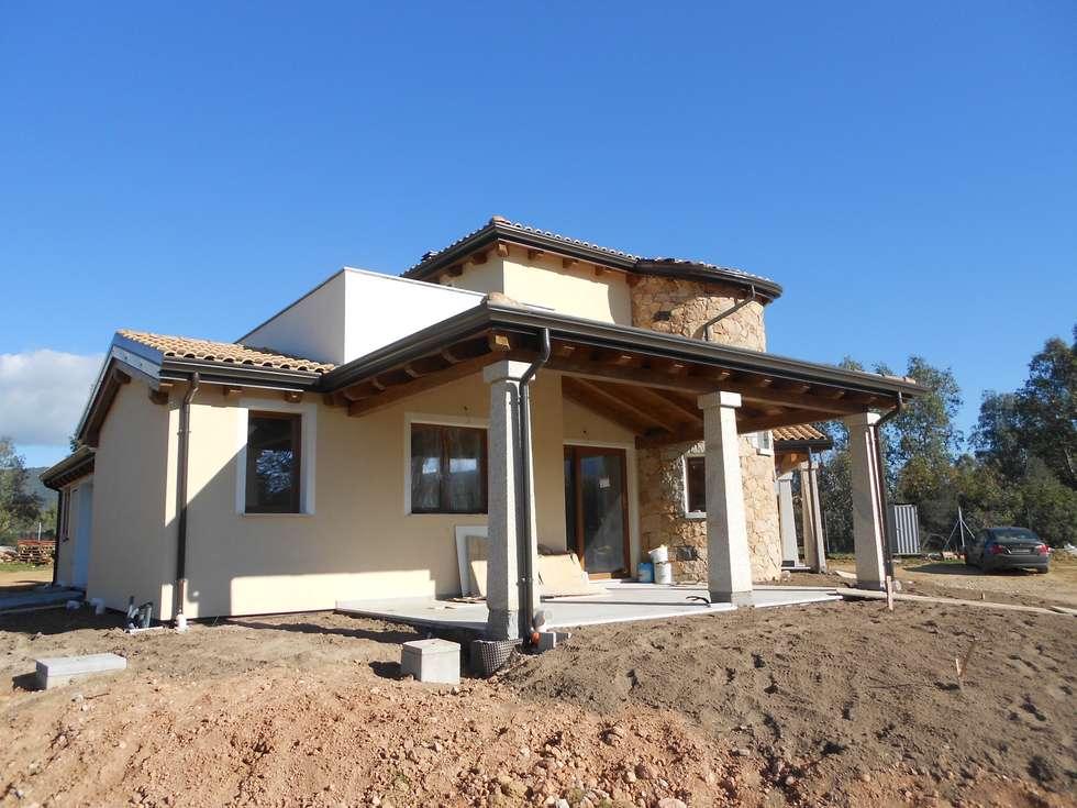 Idee arredamento casa interior design homify for Casa costruita