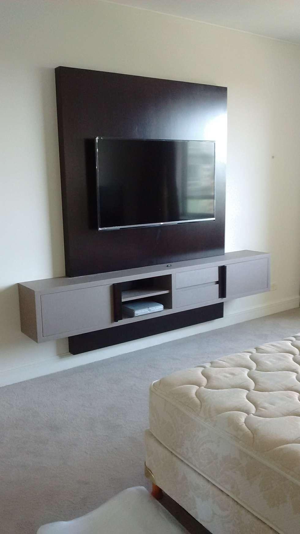 Muebles de tv para dormitorios mueble tv centro de - Mueble tv dormitorio ...