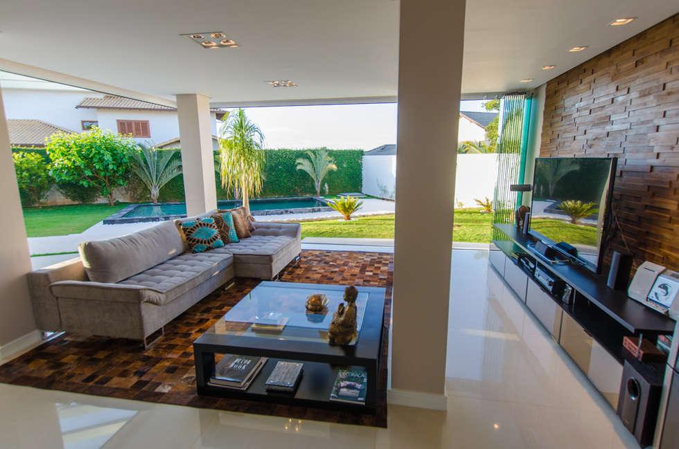 Fotos de decora o design de interiores e reformas homify for Design moderno casa contemporanea con planimetria