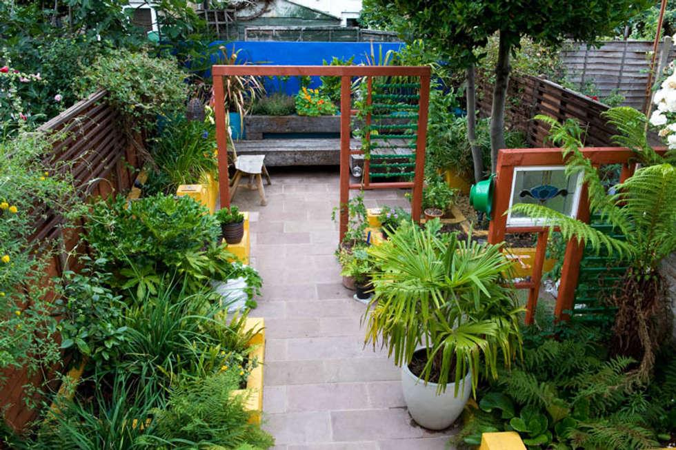 Bon Small Mexican Garden Design: Mediterranean Garden By Earth Designs