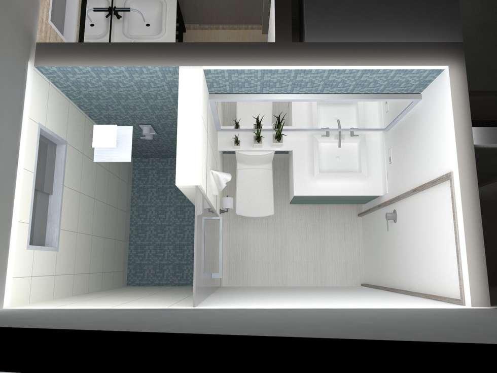 Im genes de decoraci n y dise o de interiores homify for Banos modernos para apartamentos