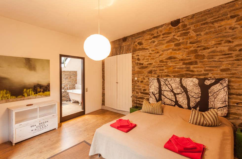 Einfach Nicht Perfekt Haus Garten Mediterrane Schlafzimmer Von - Schlafzimmer mediterran