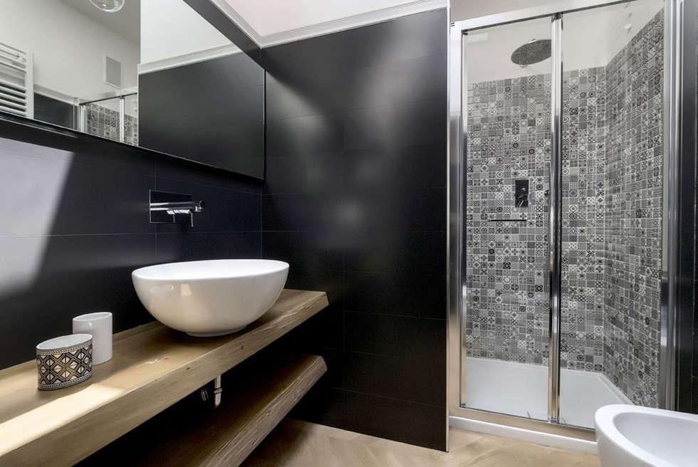 Idee arredamento casa interior design homify - Bagni di design moderno ...