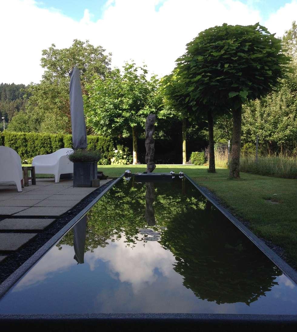 Bezaubernd Homify Garten Galerie Von Estanques De Jardín De Estilo De Lifestyle