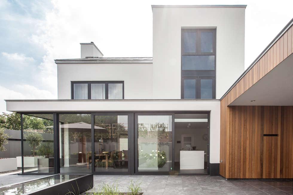 Achtergevel :   door Bob Romijnders Architectuur & Interieur