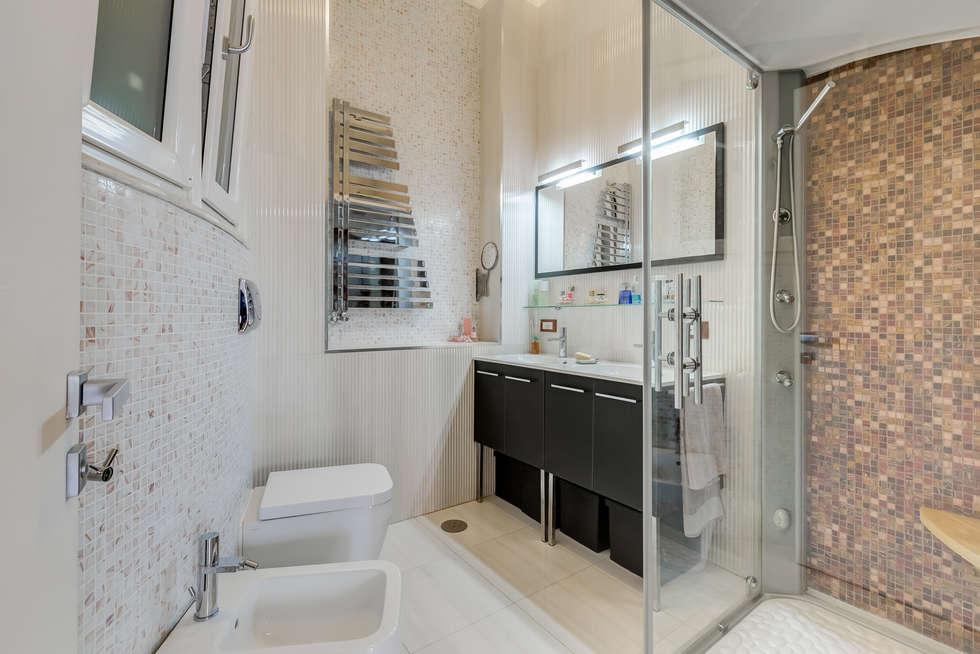 Bagno e Mini SPA: Spa in stile in stile Moderno di MakeUp your Home